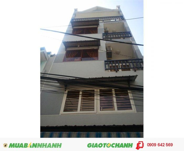 Cần bán nhà góc 2MT Lý Thái Tổ,quận 3, 6L, diện tích 5.2m*22m, giá 37 tỷ (TL)