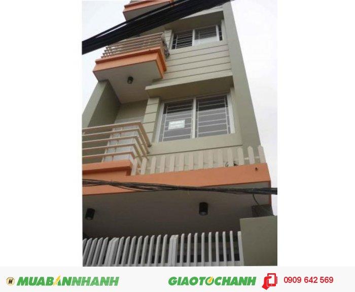 Bán nhà hẻm giá cực rẻ đường Trần Quang Khải,quận 1, 2L, diện tích 5.6m*14m, giá 7.5 tỷ (TL)