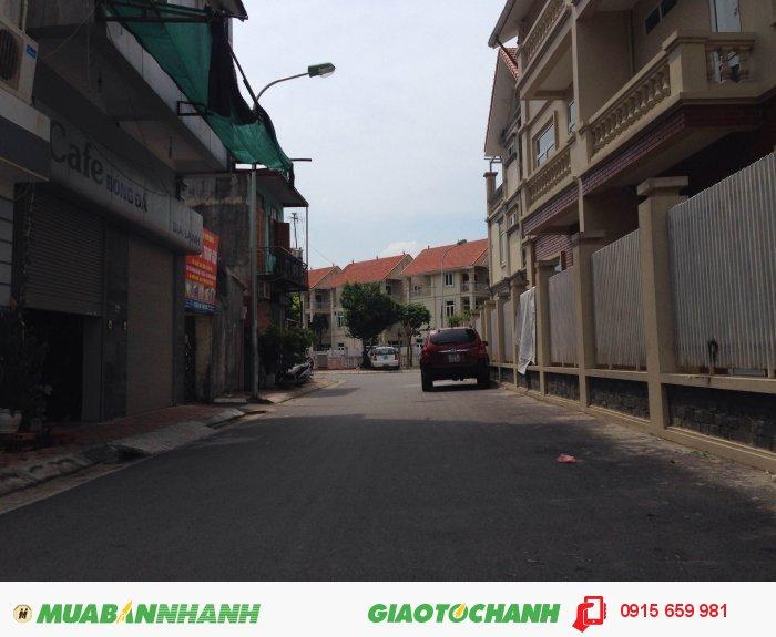 Bán 70m2 đất đấu giá mặt phố Trần Đăng Ninh, Hà Đông. Giá 76tr/m2. Ô tô vào tận nhà