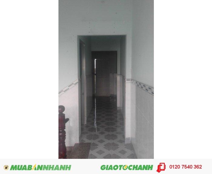Nhà cách đường Vĩnh Lộc (hương lộ 80) 100m, 1 trệt 1 lầu, 2 phòng ngủ