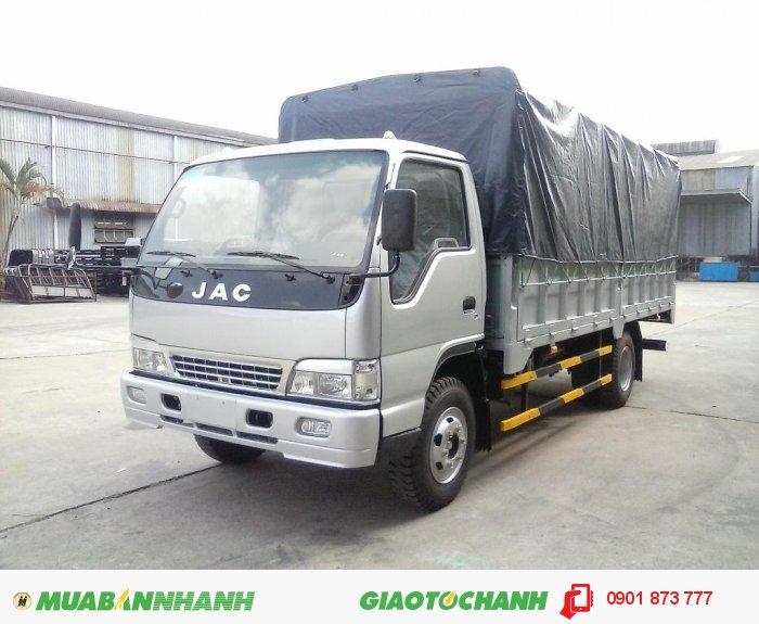 Xe tải JAC 1.5 tấn 1.9 tấn 2.4 tấn 3.45 tấn 4.9 tấn 6 tấn 6.4 tấn 7.25 tấn.