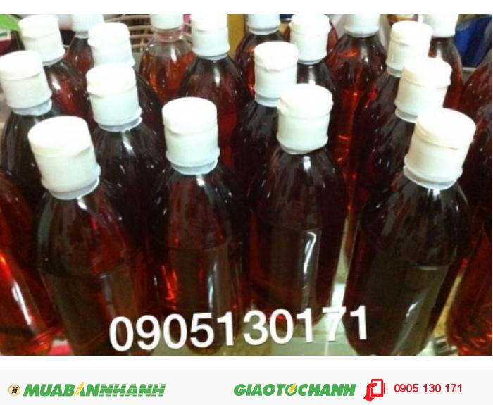Bán nước mắm sạch cốt cá Cơm từ Nha Trang0