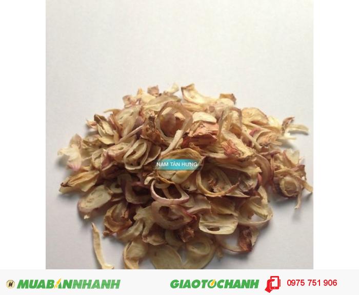 Hành tỏi - Gia vị sấy khô xuất khẩu - sỉ & lẻ0