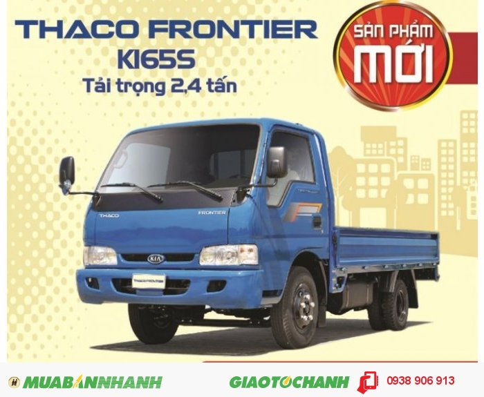 Chuyên bán xe kia tải trọng từ 1,25 tấn đến 2,4 tấn 0