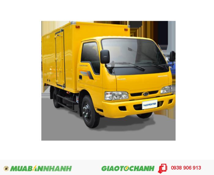 Chuyên bán xe kia tải trọng từ 1,25 tấn đến 2,4 tấn 3