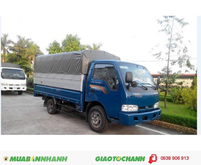 Chuyên bán xe kia tải trọng từ 1,25 tấn đến 2,4 tấn 4