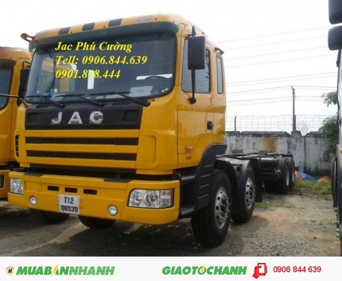 Đại lý bán xe tải JAC 10T/ xe tải Jac 10 tấn uy tín