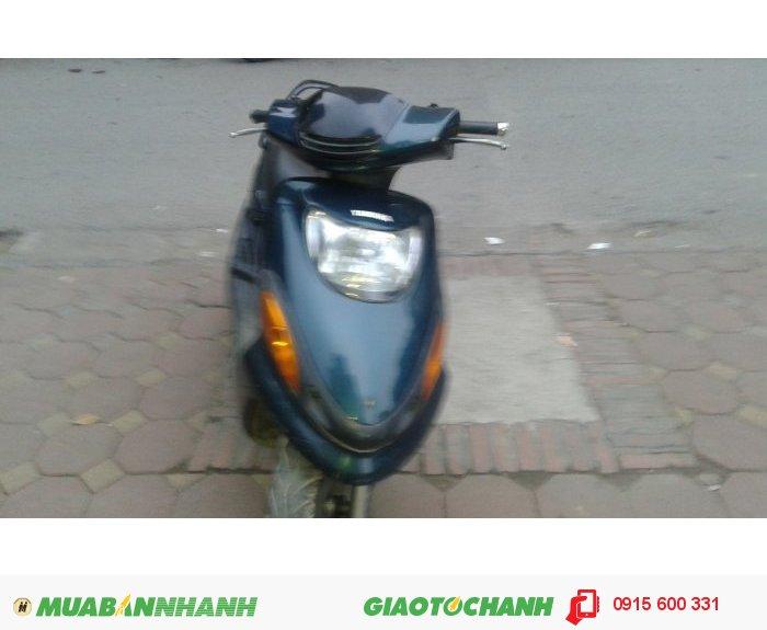Bán xe máy Yamaha FOCRE màu xanh 1