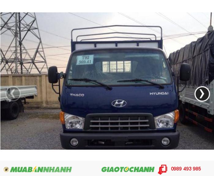 Xe Hd 450 (3,65 Tấn) Thaco Trường Hải