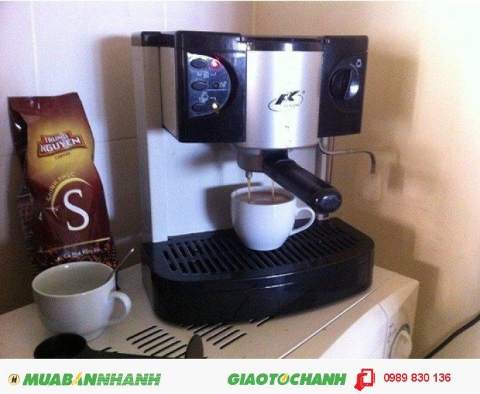 TL máy pha cà phê Expresso và Capuchino0