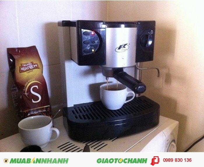 TL máy pha cà phê Expresso và Capuchino1