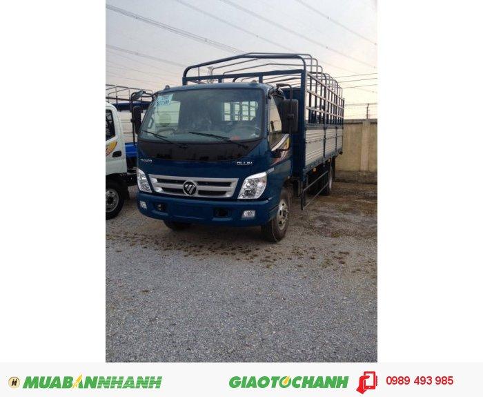 Giá xe tải Ollin 700B tải trọng 7 tấn Thaco Trường Hải Lh Mr Dũng