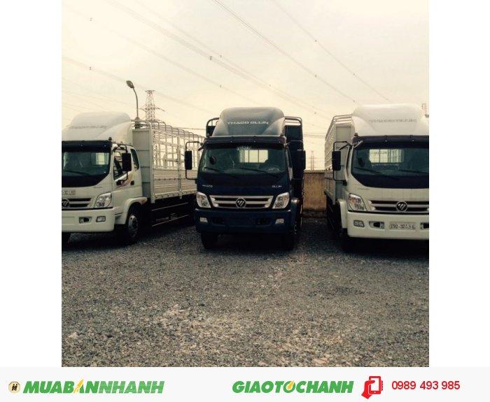 Giá xe tải Ollin 800A tải trọng 8 tấn Thaco Trường Hải Lh Mr Dũng 0989493985