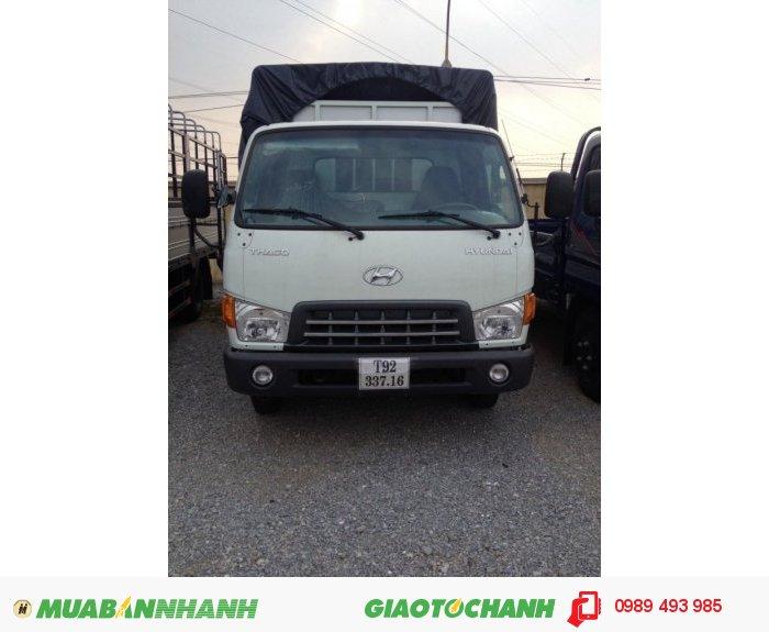 Giá xe tải HD 350 tải trọng 3,1 tấn Thaco Trường Hải Lh Mr Dũng 0989493985 0