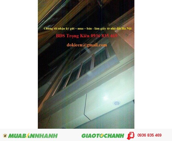 Bán nhà Ngõ 105 Doãn Kế Thiện Mai Dịch Cầu Giấy 42m2 x5tầng giá rẻ