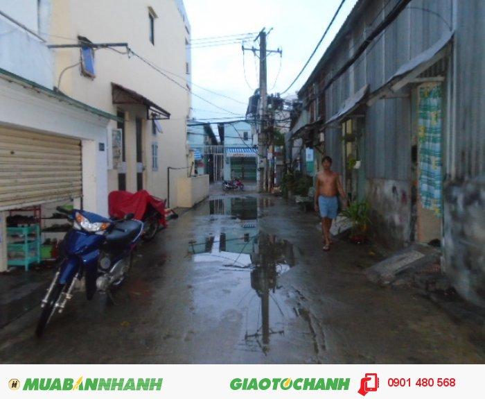 Bán nhà nát Huỳnh Tấn Phát, P. Phú Thuận, Quận 7, 80m2, Giá 2.45 tỷ/TL