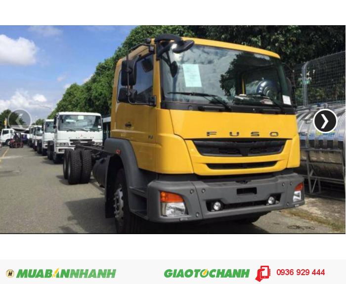 Xe tải Fuso FJ24R-Giá xe tải Fuso FJ24R tại Hà Nội,Bán xe tải Fuso 3 chân