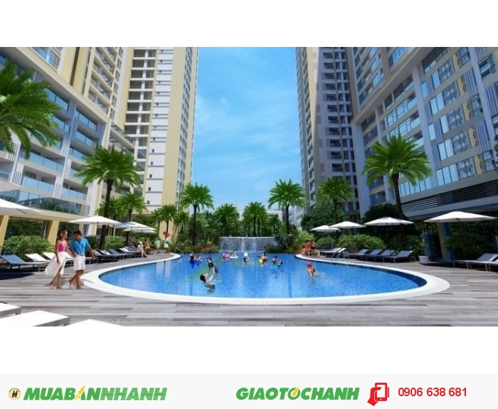 Căn hộ cao cấp bậc nhất quận Tân Phú_giá hợp lý 22tr/m2