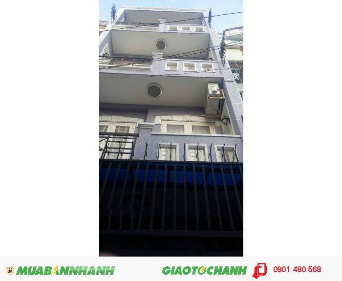 Bán nhà cấp 2 Huỳnh Văn Bánh, Phường 15, Quận Phú Nhuận. DT 52m2. Giá 6.1 tỷ/TL