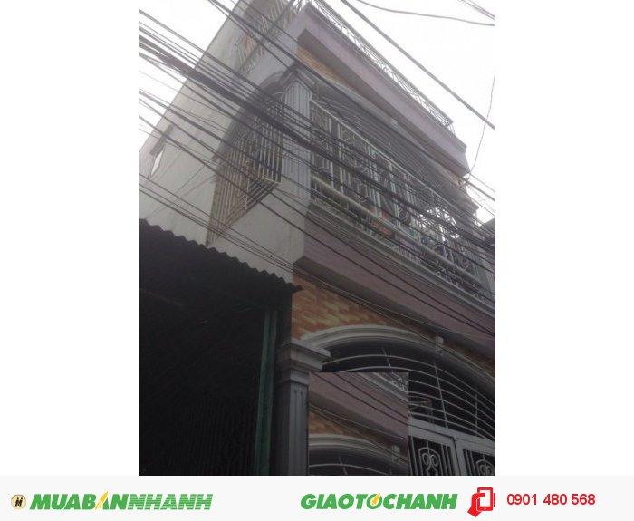 Cần tiền bán nhà Quang Trung, Phường 10, Quận Gò Vấp. DT 60.01m2. Giá 2.8 tỷ/TL