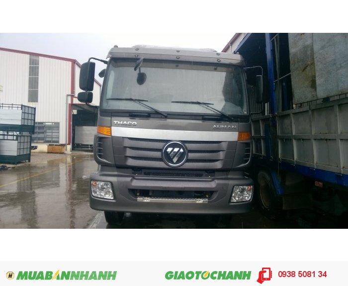 Xe tải 3 chân 14 tấn Thaco Auman C240B (6x2 - Cabin rộng), Cơ cấu Banlance - Hệ Thống cân bằng hơi