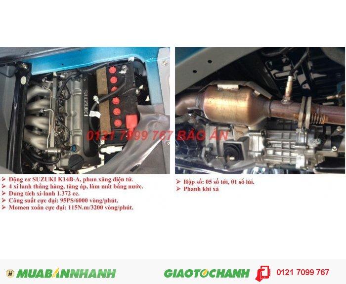 Xe Tải Nhỏ Towner 950A, Xe Tải Thaco Towner 950A - 880Kg 3