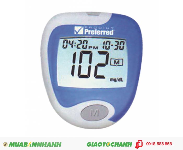Máy đo đường huyết Prodigy1
