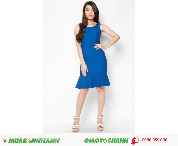 Đầm bèo lai thắt nơ eo| Mã: AD231-xanh biển| Quy cách: 84-64-88 (+-2): chiều dài tb: 85cm - 90cm | - Chất liệu cotton lạnh - | Size (S- M - L -XL ) | Mô tả: Đầm xòe sẽ giúp các cô gái trở nên thanh lịch và quý phái hơn trong phong cách của mình. Thiết kế phối nơ thắt tạo điểm nhấn thu hút và góp phần giúp bạn thêm nữ tính. May khóa kéo sau lưng. -Tùng đầm xòe. Giá: 598,000 đồng, 1