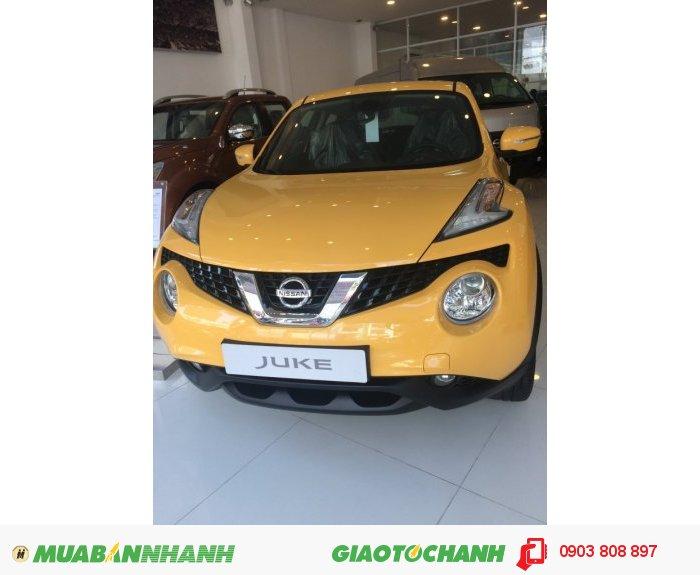 Nissan Juke - Crossover Nhập Khẩu Từ Anh Quốc - Thiết Kế Đột Phá