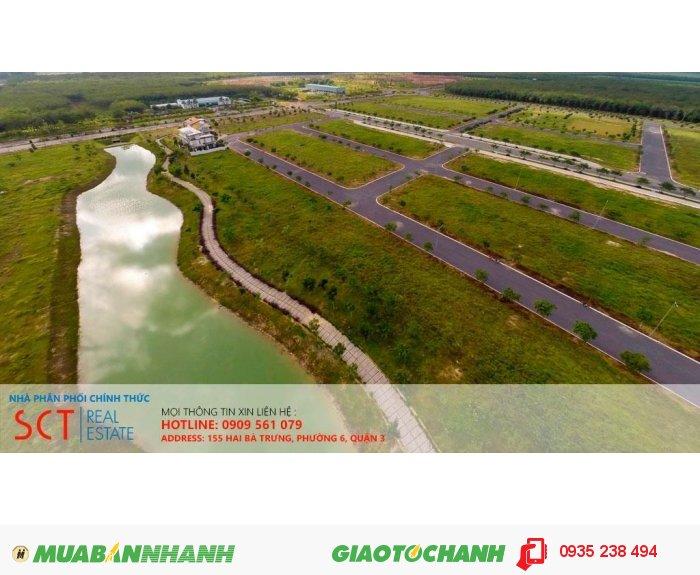 Bán đất nền khu đô thị Đông Sài Gòn, giá tốt, vị trí đẹp chỉ 4.7tr/m2