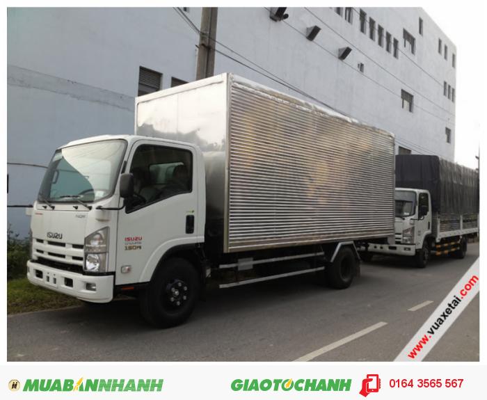 Isuzu NQR sản xuất năm 2015 Số tay (số sàn) Xe tải động cơ Dầu diesel