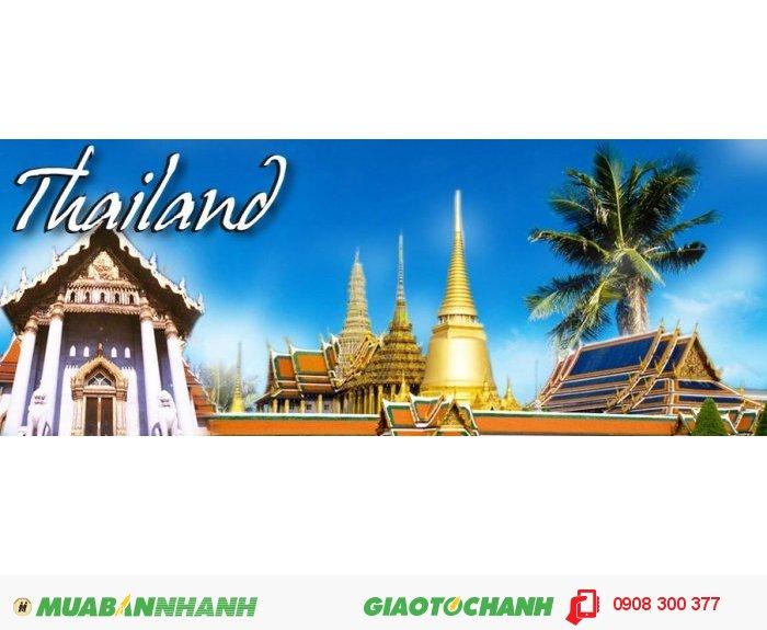 Tour Thailand Tết 2016