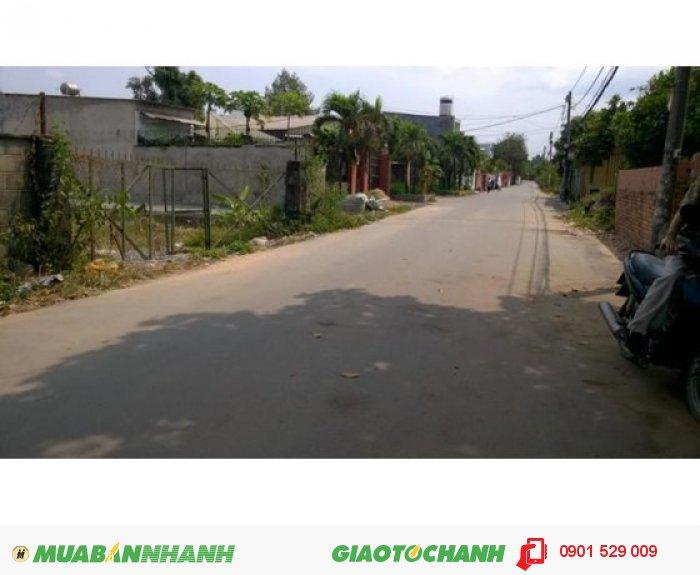 Đất đường Hoàng Hữu Nam, P.Tân Phú, Q9, đường 8m 1.7 tỷ/90m2