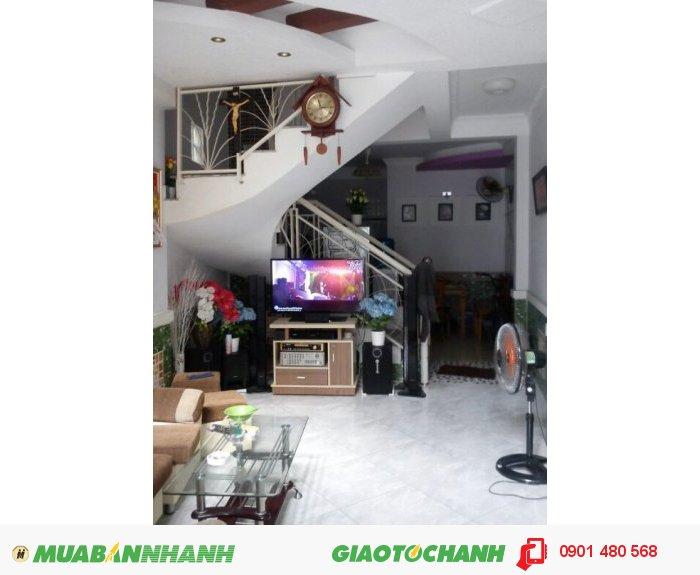 Cần tiền bán GẤP nhà Hoàng Hoa Thám, Phường 6, Quận Bình Thạnh. DT 38.28m2