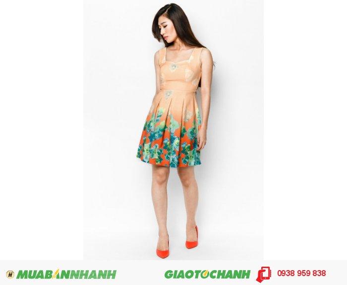 Đầm xòe xếp li | Mã: ADT234-nho | Giá: 398000 Quy cách: 84-64-88 (+-2) chiều dài tb: 85cm - 90cm | chất liệu: kaki thun | Size (S - M - L - XL) | Mô tả: Đầm xòe xếp ly họa tiết hoa sở hữu thiết kế thời trang và hiện đại, mang lại vẻ ngoài trẻ trung giúp bạn gái tự tin khẳng định phong cách và cá tính của mình., 3