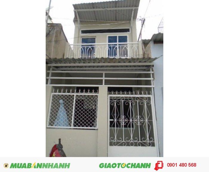 Cần tiền bán GẤP nhà Huỳnh Tấn Phát, P. Bình Thuận. Quận 7.Dt 31.5m2. Giá 1.35 tỷ/T