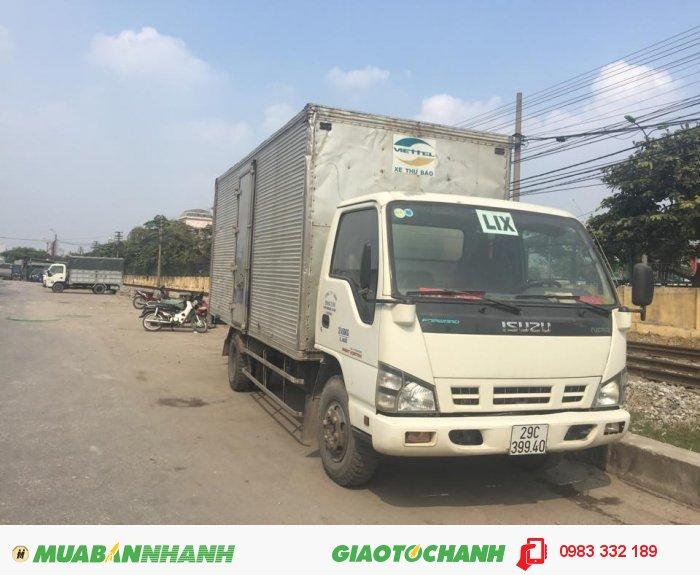 Isuzu NQR sản xuất năm 2007 Số tay (số sàn) Xe tải động cơ Dầu diesel