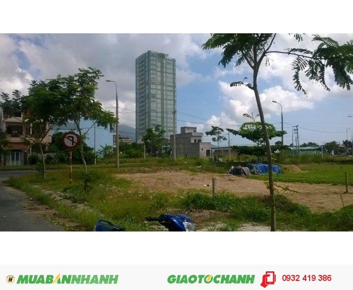 Đất biển đường Lê Bôi, Đà Nẵng dt 140 m2, giá 14 tr/m2.