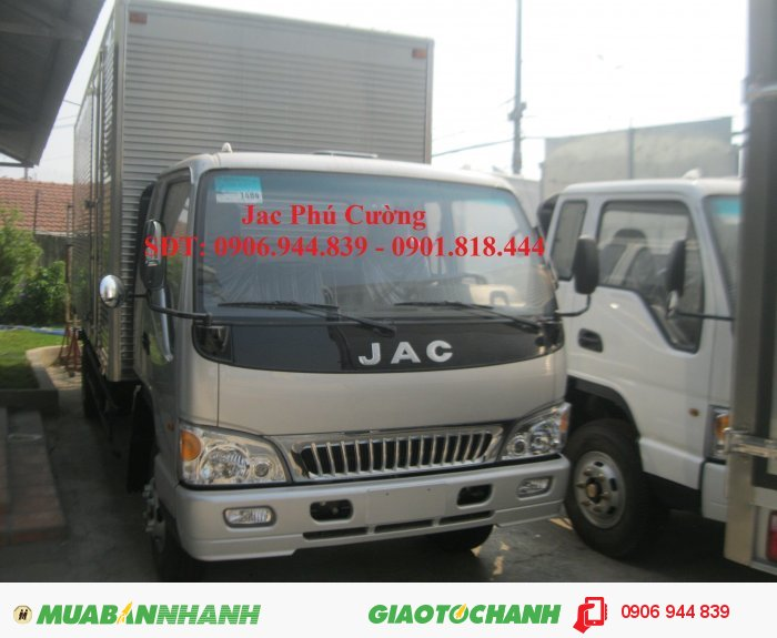 Giá bán xe tải Jac 7T25(7 tấn 5)/7.25 tấn/7T25/7,25 tấn=7.5T/ nơi bán xe tải Jac 7T5/7.5T giá ưu đãi