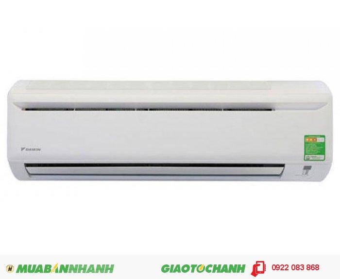 Máy lạnh Daikin FTN25JXV1VLàm lạnh nhanhTận hưởng ngay luồng gió mát lạnh mà không phải đợi chờ lâu với máy lạnh Daikin FTN25JXV1V.Công suất làm lạnh 1.0 HPPhù hợp với diện tích phòng dưới 15m2Kháng khuẩn, khử mùiMáy lạnh Daikin FTN25JXV1V được trang bị tấm lọc hút bụi, vi khuẩn, nấm mốc hiệu quả kết hợp chất xúc tác quang giúp diệt khuẩn nhanh chóng, an toàn.- Mặt nạ phẳng dễ lau chùi- Tự khởi động lại sau khi mất nguồn- Tính năng hẹn giờ, 3