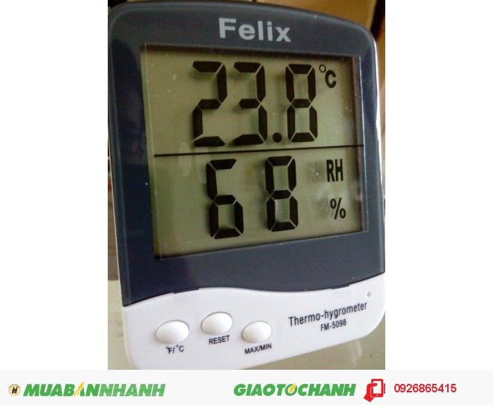 Đồng hồ đo độ ẩm Felix FM 50980