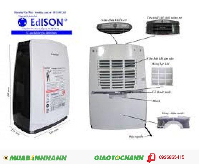 Máy hút ẩm Edison ED-12B2