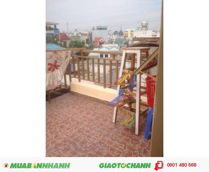 Cần bán nhà hẻm cụt Quang Trung, Phường 8, Q. Gò Vấp. DT 43.75m2. Giá 2.15 tỷ/TL