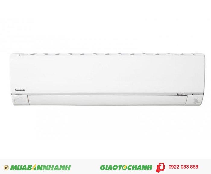 Tên sản phẩm Điều hòa Panasonic 1 chiều Inverter CU/CS-S24RKH-8 Mã số sản phẩm HC00018161 Hãng Panasonic Xuất Xứ Malaysia Bảo hành 12 Tháng Kiểu dáng Loại treo tường Kiểu máy 1 chiều inverter Công suất làm lạnh 24.000 BTU Điện năng tiêu thụ 1900 w Khả năng hút ẩm 3.3l/h EER [Btu/hW] 10.8 Kích thước cục lạnh (RxSxC) 296 x 1070 x 241 mm Kích thước cục nóng (RxSxC) 695 x 875 x 320 mm Trọng lượng cục lạnh 12kg Trọng lượng cục nóng 46kg Các tính năng khác Chế độ iAUTO-X làm lạnh nhanh hơn 35% Công nghệ ECONAVI và INVERTER kết hợp hoàn hảo tiết kiệm đến 65 % điện năng Công nghệ nanoe-G vô hiệu hóa 99% vi khuẩn Dòng sản phẩm Thông dụng, 1