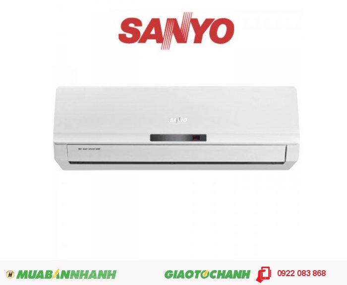 MÁY LẠNH SANYO KC09-BGMã sản phẩm: KC09-BGHãng sản xuất: SANYOModel: Máy lạnh Sanyo KC09-BGCông suất: 1 Ngựa (1 Hp) Xuất xứ: Thái LanSử dụng: Dùng cho phòng có thể tích 35 – 40m3Bảo Hành: 01 năm, 5