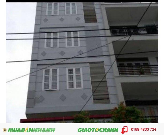Cho thuê phòng cao cấp full nội thất Phan Văn Hân, Q. Bình Thạnh, có bảo vệ 24/24h