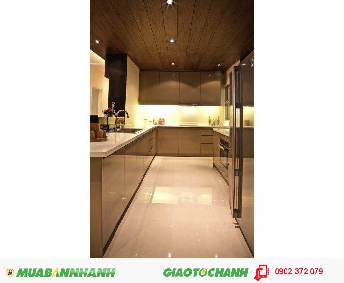 Bán căn nhà phố khu An Phú An Khánh quận 2, dt 4x20, dt sử dụng 250m2 , 1 trệt 2 lầu áp mái. 4pn
