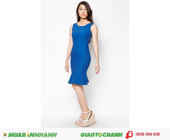Đầm bèo lai thắt nơ eo| Mã: AD231-xanh biển| Quy cách: 84-64-88 (+-2): chiều dài tb: 85cm - 90cm | - Chất liệu cotton lạnh - | Size (S- M - L -XL ) | Mô tả: Đầm xòe sẽ giúp các cô gái trở nên thanh lịch và quý phái hơn trong phong cách của mình. Thiết kế phối nơ thắt tạo điểm nhấn thu hút và góp phần giúp bạn thêm nữ tính. May khóa kéo sau lưng. -Tùng đầm xòe. Giá: 598,000 đồng, 3