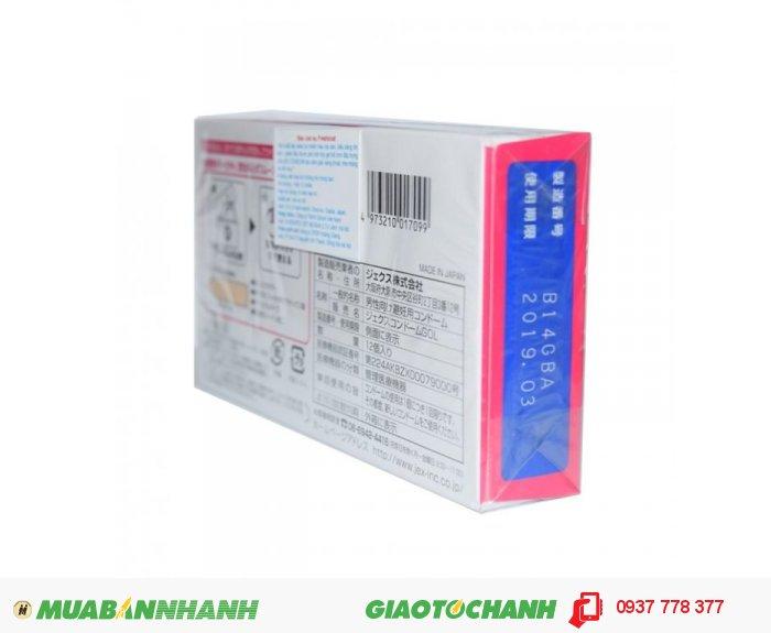 Bao Cao Su Jex Freshcoat - Ôm Khít Hộp 12 BCS3