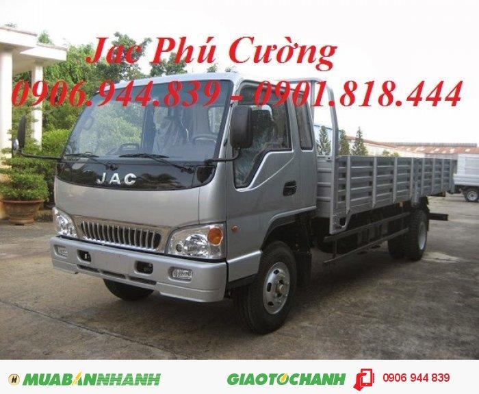 Cần bán xe tải jac 4.9T/5T/4T9/4,9T/ 5 tấn công nghệ ISUZU chính hãng có xe giao ngay 0